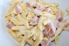 Cheddar, Pasta Salad, Potato Salad, Nom Nom, Food And Drink, Fish, Snacks, Ethnic Recipes, Sausages