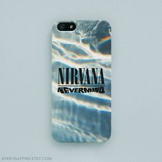 Nirvana 'Nevermind' Printed by EverydayPins on Etsy Vintage Marketplace, Cool Phone Cases, Nirvana, 3d Printing, Unique Jewelry, Handmade Gifts, Prints, Impression 3d, Kid Craft Gifts