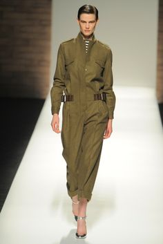 "Max Mara --- strong and relentless...a ""get back to work!"" outfit."