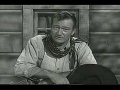 John Wayne Gunsmoke- Couldn't of had a better introduction. My husband and I watch this throughout the week. Love those oldies but goodies.