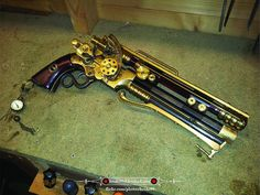 Steampunk pistol 01 rhs 01 03 | Flickr - Photo Sharing!