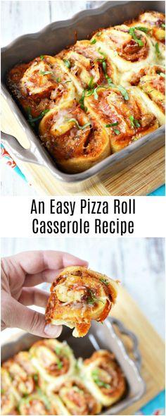 Ideas Breakfast Sausage Recipes For Dinner Meals For 2019 Sausage Recipes For Dinner, Breakfast Sausage Recipes, Casserole Recipes, Casserole Dishes, Chicke Recipes, Pizza Rolls, Pasta, Breakfast For Dinner, Italian Recipes