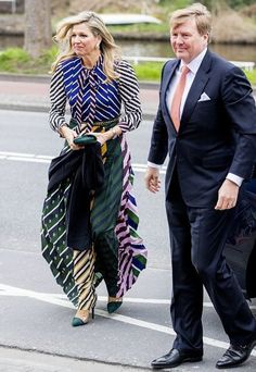Dutch Royal Family attended 2018 King's Day Concert