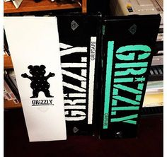 Grizzly Griptape by Diamond Supply Co