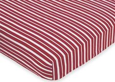 Vintage Aviator Fitted Crib Sheet