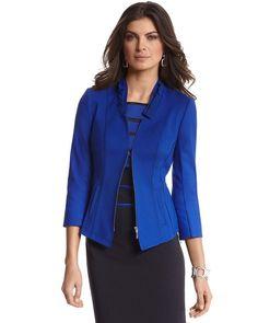 Gorgeous blue from White House/Black Market