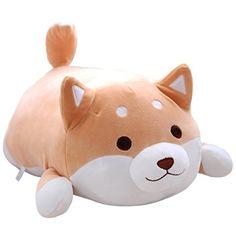 Shiba Inu Dog Plush Pillow Cute Corgi Akita Stuffed Animals Doll Toy Gifts for Stuffed Animals, Plush Animals, Stuffed Toys, Animals Dog, Toy Store 4, Plush Dolls, Doll Toys, Children's Toys, Chien Shiba Inu