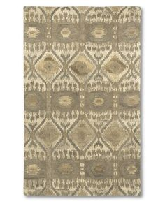 Multi-Colored Ikat Rugs | Williams-Sonoma