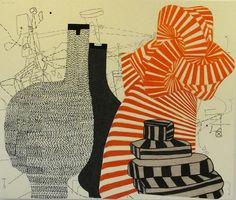 2013 Large Works on Paper   Sarah Amos Studio