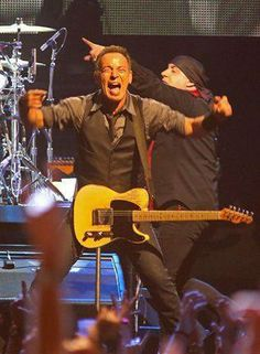 BRUCE SPRINGSTEEN in South Africa