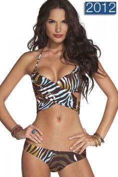 Tunisia Wrap Bikini