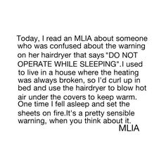 MLIA. :) ❤ liked on Polyvore featuring mlia, quotes, words, text, phrase and saying