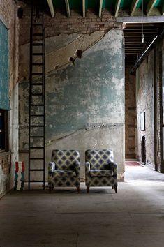 wände verputzen rustikale einrichtung im shabby shic stil