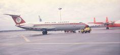Dan Air London G-ATPJ London Gatwick Feb 1977