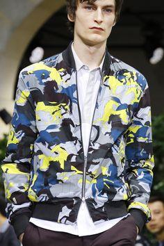 Hermès Spring 2017 Menswear Fashion Show Details
