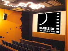 Our venue for the Crossroads International Film Festival in Corvallis, Oregon. The Darkside Cinema will be hosting us every Sunday in February. They have great popcorn and show interesting films year round!