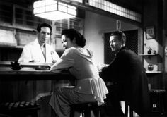 """Happiness comes only through effort""  Setsuko Hara and Chishû Ryû in Late Spring (Banshun) by Yasujirô Ozu.  http://www.youtube.com/watch?v=kswwLFUcEpA=related"