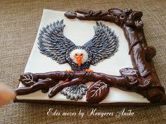 Eagle gingerbread