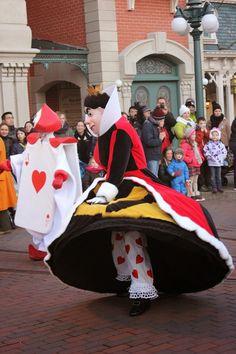 Disneyland Paris Resort / Disney / Photography / Fotografía / Alice in Wonderland / Alicia en el pais de las maravillas