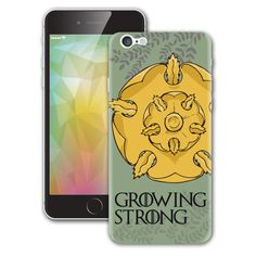 Growing Strong House Tyrell Game of Thrones Il Trono di Spade iPhone sticker Vinyl Decal