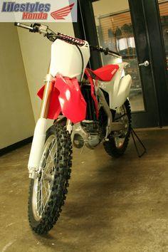 2015 Honda® CRF® 450R Stock: H11739   Lifestyles Honda