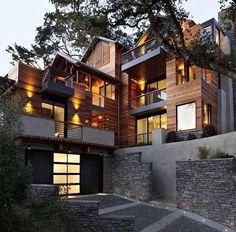 Modern dream home