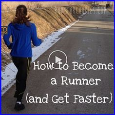 Runs for Cookies: How to Become a Runner (and Get Faster) Running Plan, How To Start Running, Running Tips, Weight Loss Plans, Easy Weight Loss, Losing Weight Tips, Lose Weight, Runs For Cookies, How To Get Faster