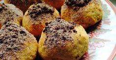 Печенье песочное с тыквой и шоколадом
