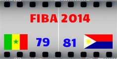 Gilas Pilipinas (Team Philippines) Defeated Team Senegal With OverTime