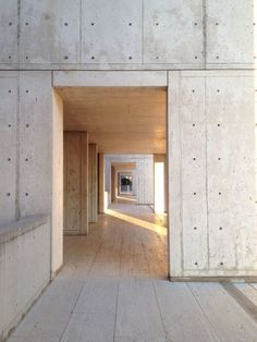 Inside the Conservation Work at the Salk Institute, Louis Kahn's Masterpiece | The Getty Iris