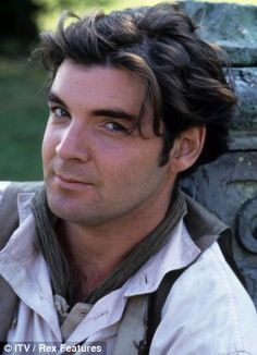 Mr Bates, the younger.  Holy Cow!  Awesome!