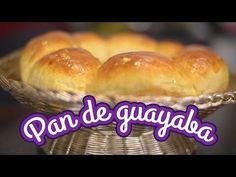 COMO HACER PAN DE GUAYABA RECETA - YouTube