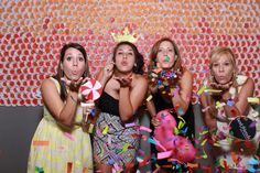 Best Friends For Frosting Relaunch Party At West Elm - Giggle And Riot Funbooth Photo Booth