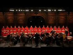 """▶ Ah.......  """"Handel's Messiah"""" by The Choir of King's College, Cambridge. - beautiful and divine!"""