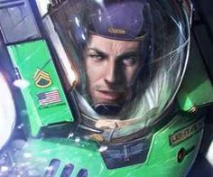 To Infinity and Beyond – Buzz Lightyear vu par Dan Luvisi