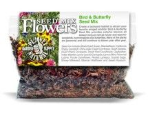 Our #wildflower seed mixes are the ready-to-plant answer for your #garden. Planting and care instructions are a part of the mix too. Browse here: http://www.planetnatural.com/product-category/organic-gardening/garden-seeds/wildflowers/