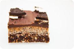 Oreo Overload Nanaimo Bars via Cupcake Crazy Gem!