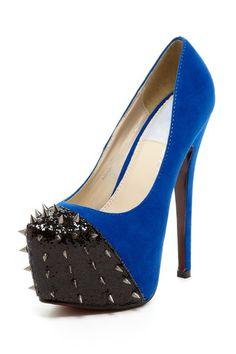 c97d3040140e4b Red Kiss Tamara platform pump Kinds Of Shoes