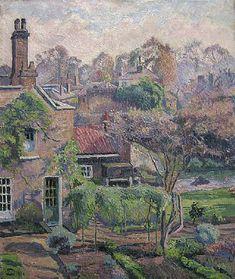 By Camille Pissarro, Danish-French Impressionist, 1830-1903