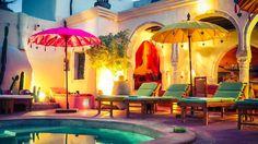 Chambre D'Hôtes Orientalys - Le charme d'une chambre d'hôtes traditionnelle à Djerba. Dans un village. Réservez en direct sans commission pour Chambre D'Hôtes Orientalys . Prix moyen en €: 99-127 orientalys.djerba@gmail.com 1 RUE BECHIR SFAR 4146 Errhiad  Djerba http://orientalys-djerba.com Moins de 5 chambres Petit-déj inclus, Restaurant à l'hôtel, Spa à la carte, Accès au spa gratuit, Wifi gratuit, Réception 24/24, Demi-pension possible, Parking gratuit, Jardin / parc, Air conditionné…