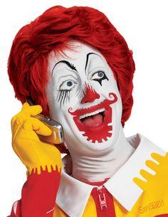 Acid Ronald on Behance ohhhh mmmm geeee