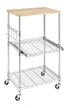 135 best Utility Cart images on Pinterest | Rolling utility cart ...