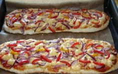 Hawaiian Pizza, Vegetable Pizza, Vegetables, Food, Essen, Vegetable Recipes, Meals, Yemek, Veggies