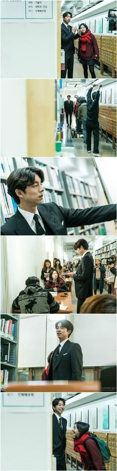 Goblin-The Lonely and Great God by ABS-CBN 170523 Goblin The Lonely And Great God, Goblin Korean Drama, Gong Yoo, Korean Dramas, Quebec, Life Is Beautiful, Kdrama, Asia, Sweets