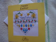 Easter card for my parents.