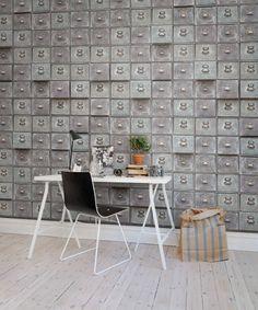 Hey, look at this wallpaper from Rebel Walls, Archive! #rebelwalls #wallpaper #wallmurals