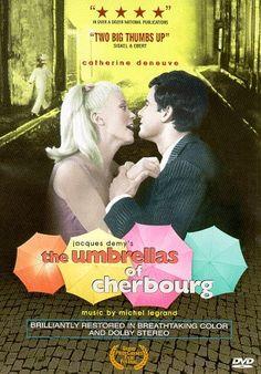 Les Parapluies de Cherbourg(TheUmbrellas of Cherbourg