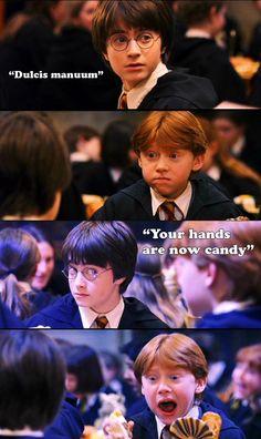 hahaha i love harry potter jokes