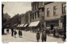Akerstraat. 1928. Heerlen.