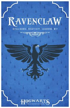 WallPotter: Ravenclaw